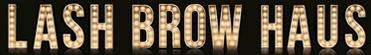Lash Brow Haus Logo
